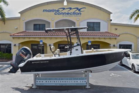 Sportsman Boats Reviews 2017 by 2017 Sportsman Open 212 Center Console Vero Florida