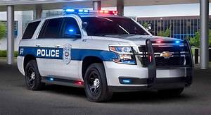 US & Canadian Police Services Starting To Favor SUVs