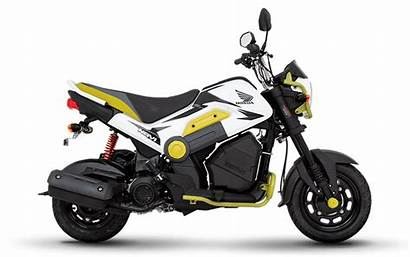 Navi Honda Mix Motos Blanco Verde Moto