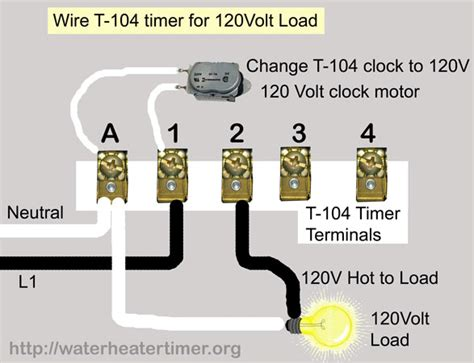Solved How Wire Intermatic Timer Fixya