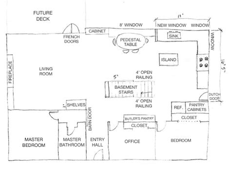 Mudroom Floor Plans by Vision For The Kitchen A Mudroom Entrance The Inspired