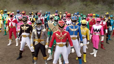 Clash Of The Crossovers  Morphin' Legacy
