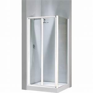 porte de douche pliante verre brosse lunes s 84 a 90 cm With porte douche pliante 90 cm