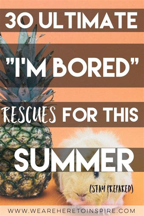 ultimate im bored rescues   summer summer