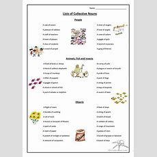 Collective Nouns Worksheet  Free Esl Printable Worksheets Made By Teachers