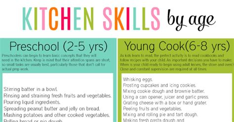 Kids Cooking Camp From Home (+ Cooking Recipes For Kids
