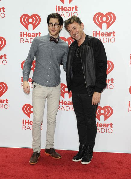 Benny Benassi In Backstage At The Iheartradio Music