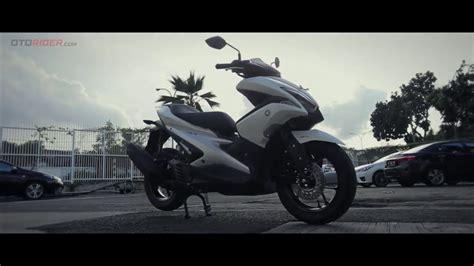 Review Yamaha Aerox 155vva by Yamaha Aerox 155 Vva S Version Impression