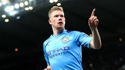 RESULT: Kevin De Bruyne should win PFA Player of the Year ...