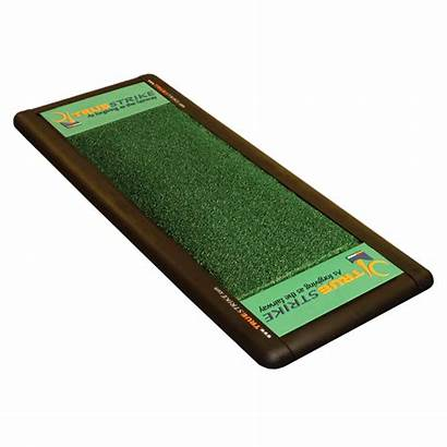 Golf Mat Portable Truestrike Strike Mats Practice