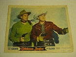 Movie Lobby Card OKLAHOMA JUSTICE , #51/482, Monogram ...