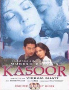 Kasoor (2001) Hindi Movie Mp3 Songs Download Downloadming