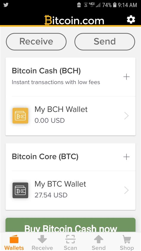 While bitcoin wallets often have different features and requirements to use, they usually follow a similar algorithm. How to Backup a Bitcoin Mobile Wallet - Databae Systems Web Design