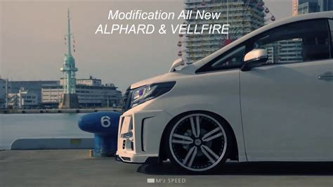 Toyota Vellfire Modification by Modification All New Toyota Alphard Vellfire