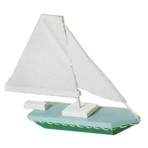 Sailboat Model Kit by Wooden Sailboat Model Kit New Items