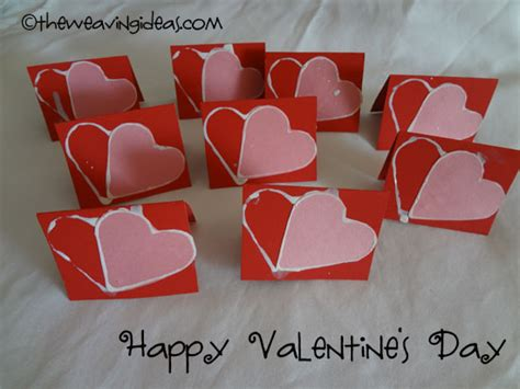 valentines day cards preschool gifts amp favors archives page 2 of 3 theweavingideas 334