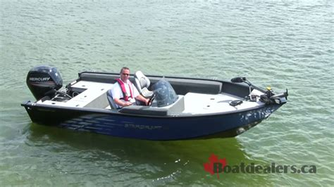 Starcraft Fishing Boats Reviews by 2018 Starcraft Renegade 168 Sc Fishing Boat Review