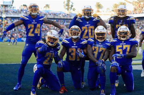 los angeles chargers  positive    chargers