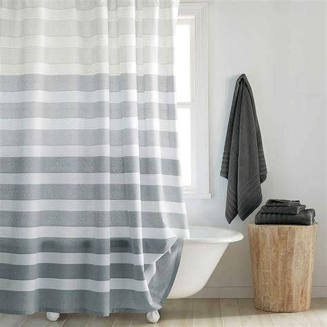 grey shower curtains stripe shower curtain radiant gray cheap shower curtain