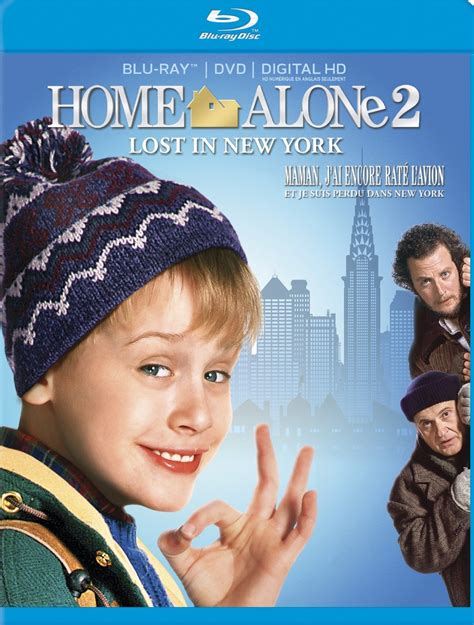 Home Alone 2 Lost In New York  Bluraydvd Combo Edition Orcasound