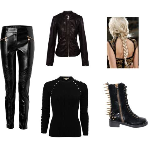 Best shadowhunter fighting outfits - Google Search | Clothes | Pinterest