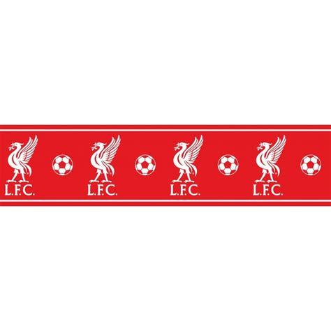decofun liverpool football club  adhesive border