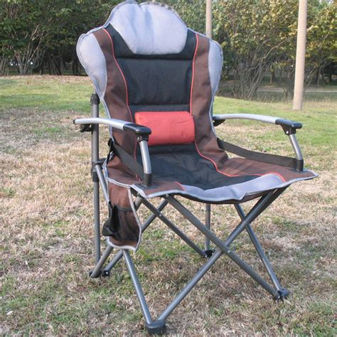 high quality aluminum fabric folding chair fishing