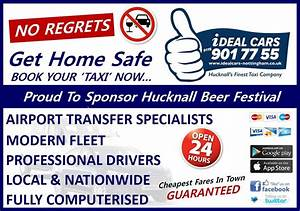 Ideal Auto Romorantin : don t drink drive the message for beer festival ideal cars nottingham ~ Gottalentnigeria.com Avis de Voitures