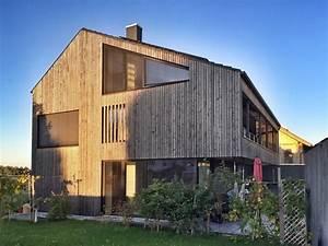 Haus Mit Holzfassade : popularc der architektur und hausbau wettbewerb ~ Markanthonyermac.com Haus und Dekorationen