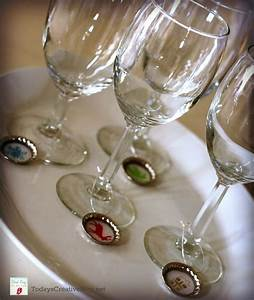 Idée Repas Soirée : 49 id es de g nie pour diff rencier les verres une soir e ou un repas page 4 sur 5 des id es ~ Melissatoandfro.com Idées de Décoration