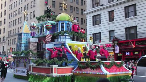 macys thanksgiving day parade  ny  hd youtube