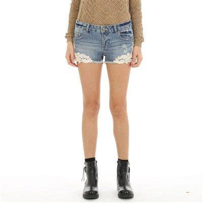 shorts mit spitze shorts mit spitze echter style