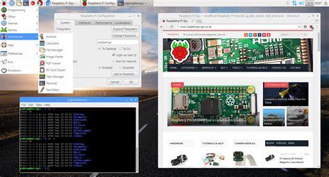 Introducing PIXEL the New Raspbian Desktop - Raspberry Pi Spy