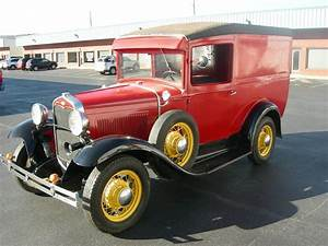 Ford Model A : 1931 model a ford panel delivery classic ford model a ~ Dode.kayakingforconservation.com Idées de Décoration