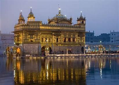 Amritsar India Temple Golden Western Foothills Travel