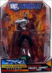 DC Universe Classics Cyborg Superman, Jan 2009 Action ...