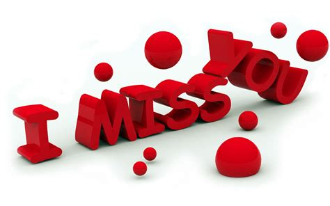 I Miss U Wallpaper Collection For Free Download