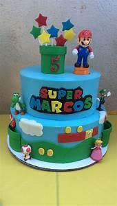 Super Mario Kuchen : die besten 25 mario cake ideen auf pinterest super mario kuchen luigi kuchen und mario ~ Frokenaadalensverden.com Haus und Dekorationen