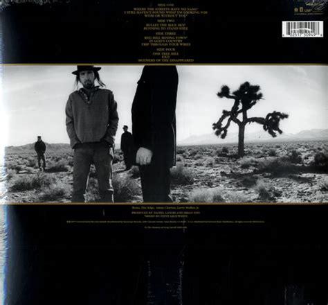U2 The Joshua Tree  20th Anniversary Edition Us 2lp