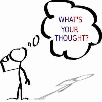 Thought Clip Clipart Itac Thoughts Clker Shared