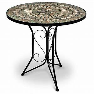 Gartentisch Metall Rund : gartentisch metall mosaik haus ideen ~ Yasmunasinghe.com Haus und Dekorationen