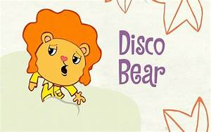 Disco Bear - Happy Tree Friends 2011 Wallpapers - HD ...
