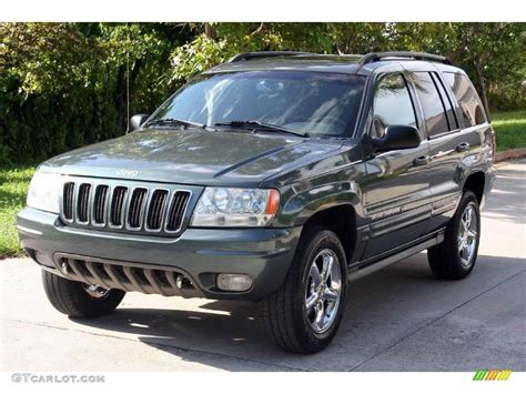 2002 jeep grand overland colors