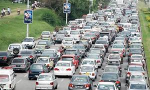 Traffic congestion causes problems for all and sundry ...