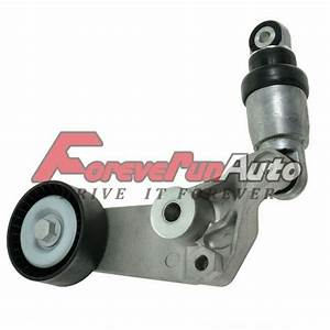 New Serpentine Belt Tensioner W  Pulley For Toyota Corolla