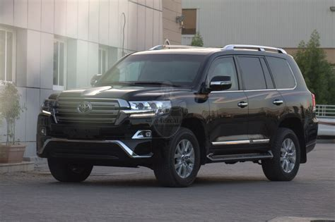 First Light Technologies by Armored Toyota Land Cruiser 200 Series Mezcal Security