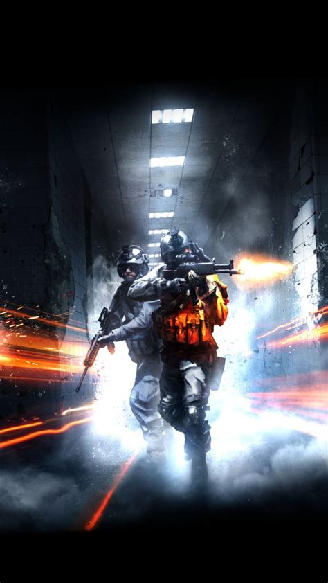wallpaper battlefield hardline game shooter soldier