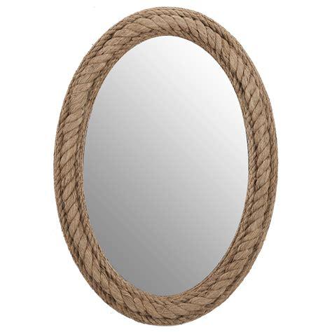 city furniture oval mirror