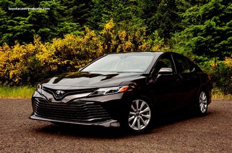 toyota camry 2020 2020 toyota camry le rumors and review usa updates