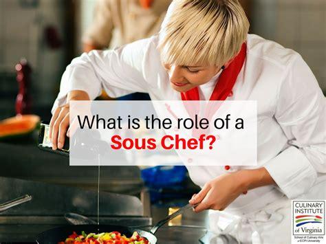 sous chef de cuisine definition culinary liaison description best culinary 2018